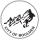 City of Boulder [logo]
